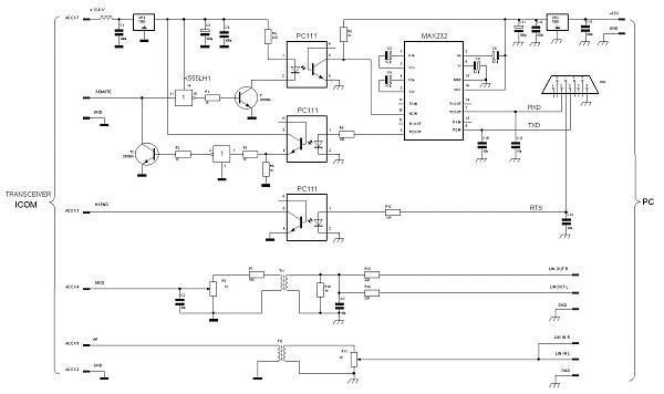 Нажмите на изображение для увеличения.  Название:Интерфейс с оптронной развязкой.jpg Просмотров:20 Размер:118.2 Кб ID:300979