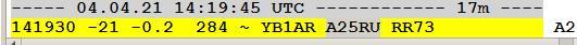 Название: 2021-04-04 18-29-22 JTDX  by HF community                                         v2.2.156-32A-r.jpg Просмотров: 576  Размер: 8.1 Кб