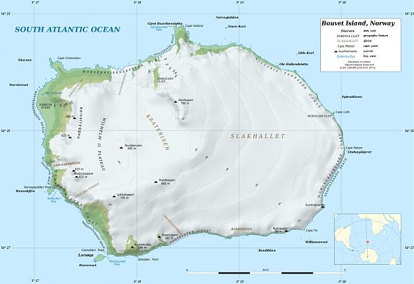 Нажмите на изображение для увеличения.  Название:1280px-Bouvet_Island_topographic_map-en.svg.png Просмотров:94 Размер:412.5 Кб ID:303145