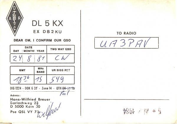 Нажмите на изображение для увеличения.  Название:C31NR-UA3PAV-1981-qsl-2s.jpg Просмотров:2 Размер:282.0 Кб ID:304719