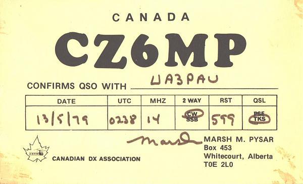 Нажмите на изображение для увеличения.  Название:CZ6MP-UA3PAU-1979-qsl.jpg Просмотров:2 Размер:285.5 Кб ID:304805