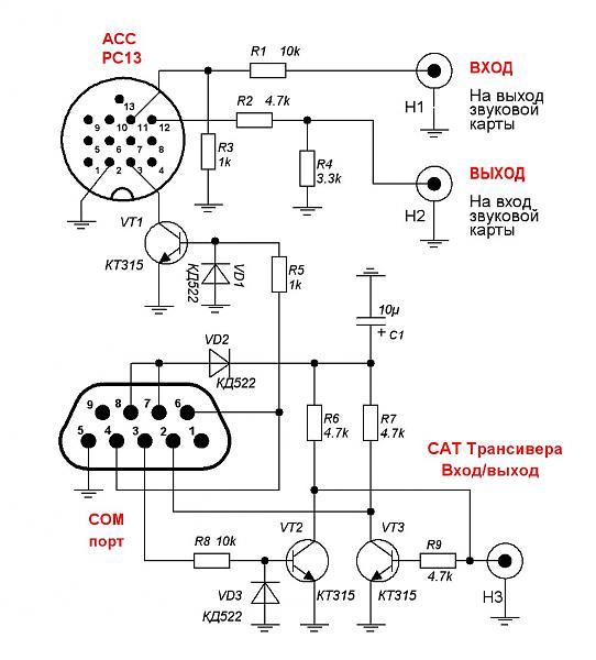 Нажмите на изображение для увеличения.  Название:UA9OLO CAT IC-718.jpg Просмотров:17 Размер:136.6 Кб ID:305793