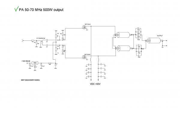 Нажмите на изображение для увеличения.  Название:50-70 mhz MRF300.JPG Просмотров:80 Размер:336.3 Кб ID:307414