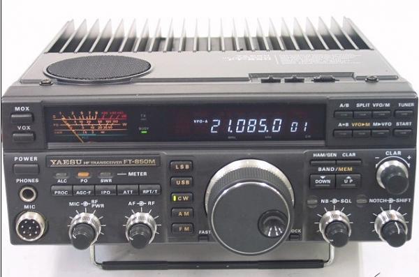 Нажмите на изображение для увеличения.  Название:Yaesu_FT_850M.jpg Просмотров:1986 Размер:171.1 Кб ID:56431