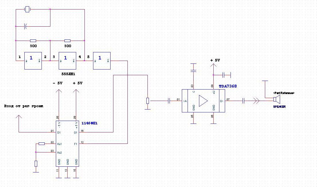 Тема.  Простой ламповый трансивер прямого преобразования.