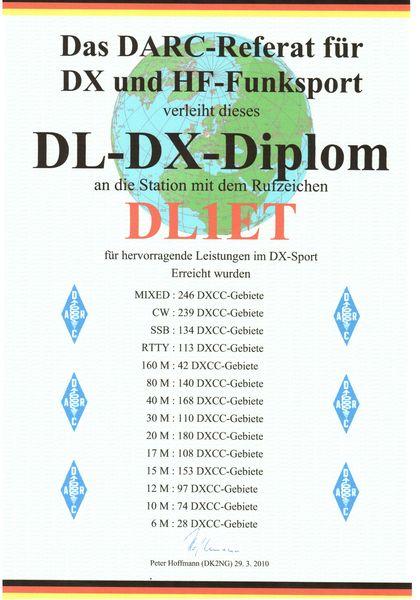 DL DX