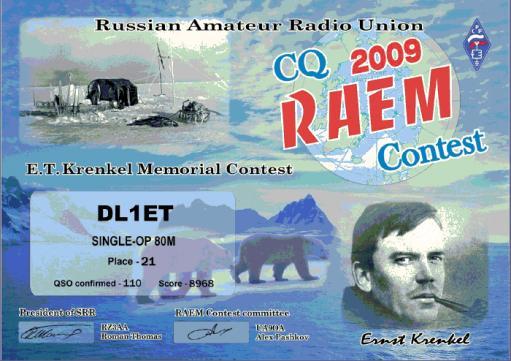 RAEM 2009