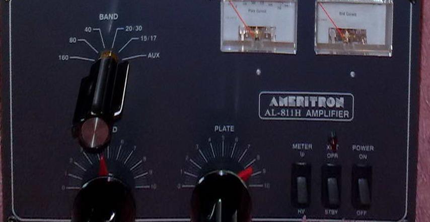 Ameritron AL-811H: каков он ?