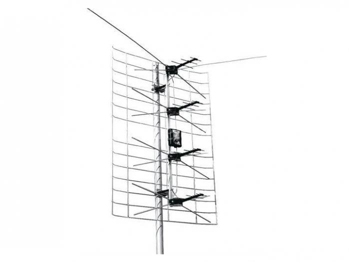 ТВ-антенна своими руками: как улучшить или изготовить ТВ ...