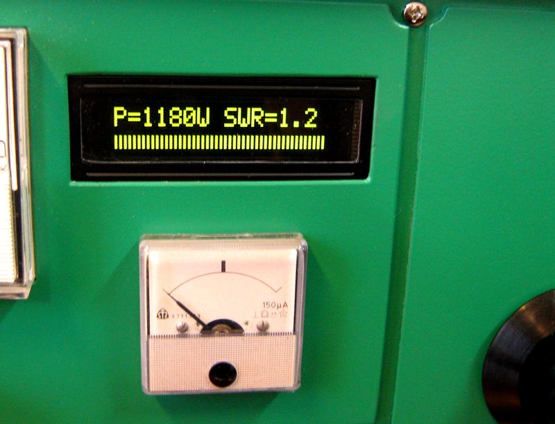 Измеритель SWR и PWR для