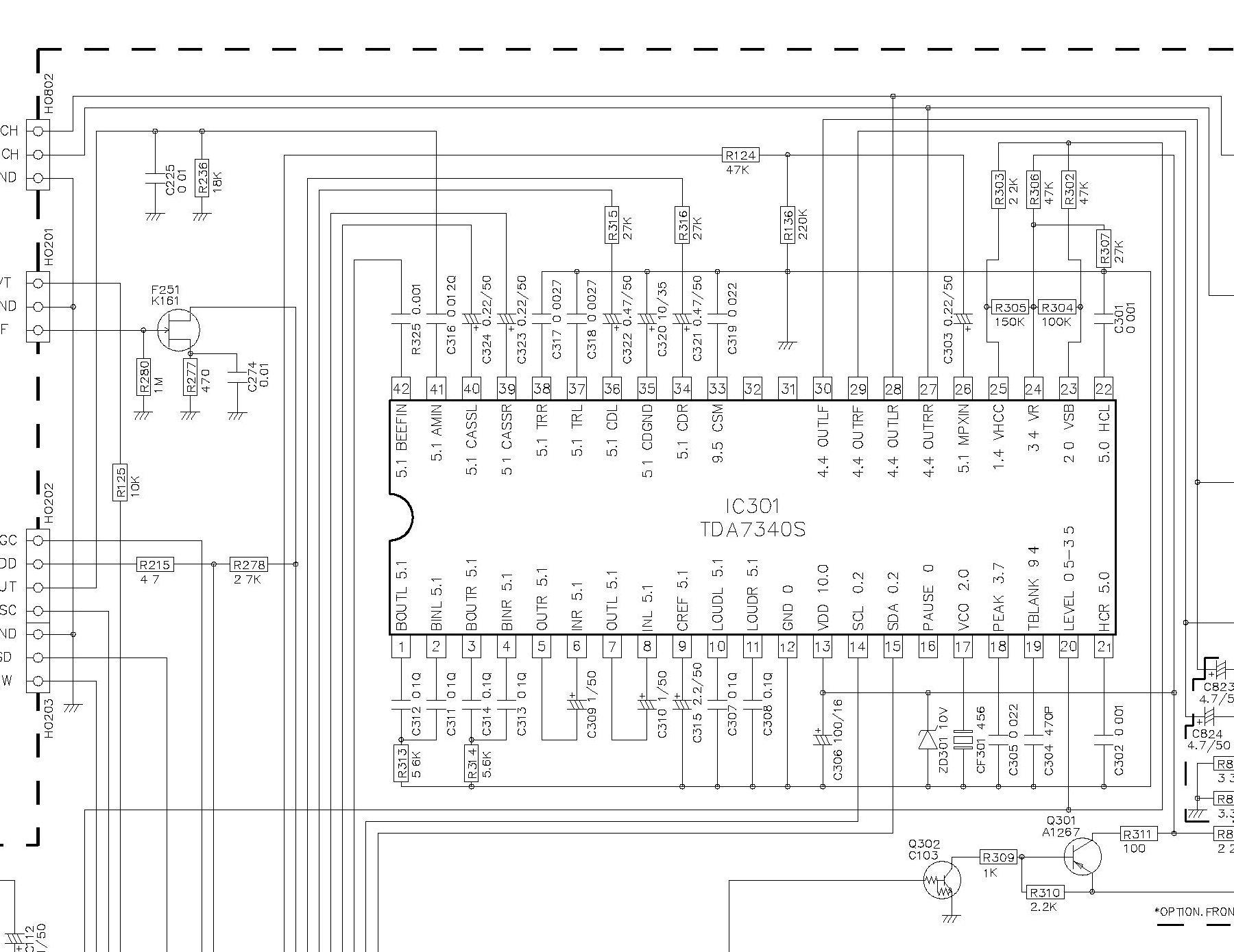 Схема lg тсс 6230