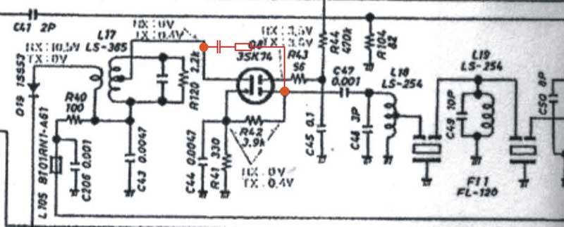 IC-765: небольшие