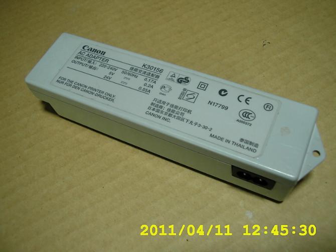 AC adapter Canon k30156: ищу