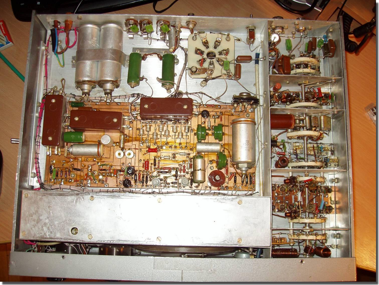 Усилителя амфитон а1-01-2 схема.  Схемы усилителей.