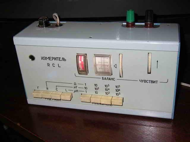 Ищу схему измерителя RCL-rcl2.