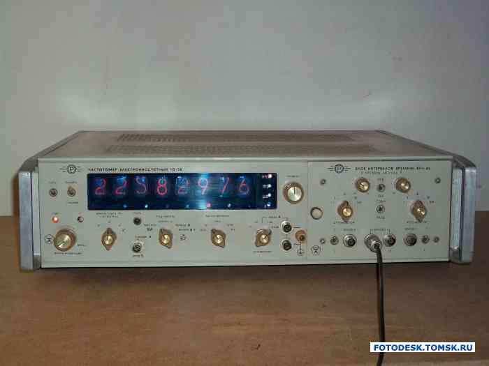 Частотомер ч3 38 схема