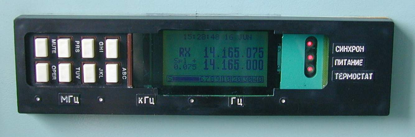 Контроллер для Р-399А и